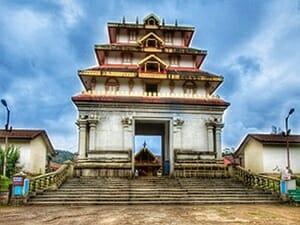 Talakaveri & Bhagamandala